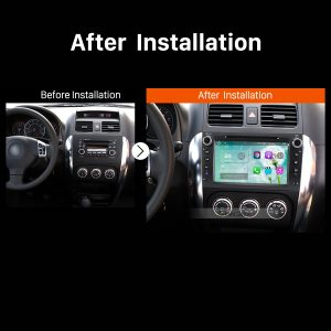 2006 2007 2008 2009 2010-2012 Suzuki SX4 Bluetooth DVD Car Radio