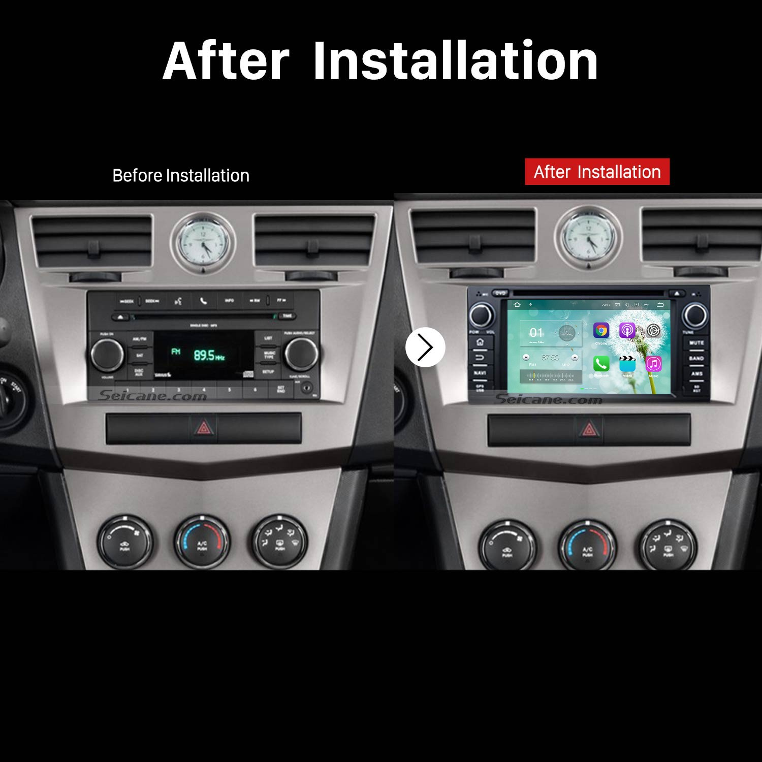 How To Upgrade A 2009 2010 2011 Jeep Compass Car Audio