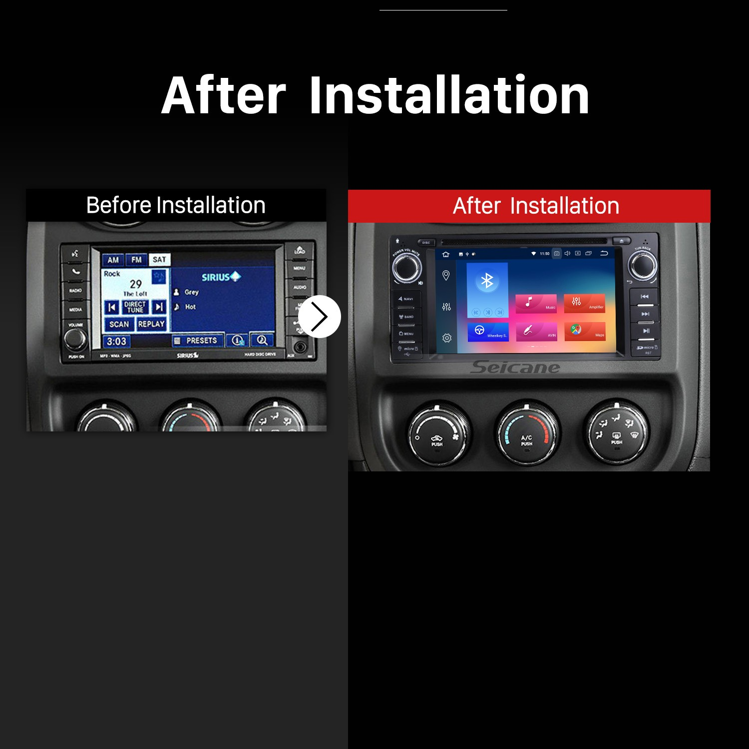 How to Replace a Factory Radio with a Brand New Bluetooth GPS Car