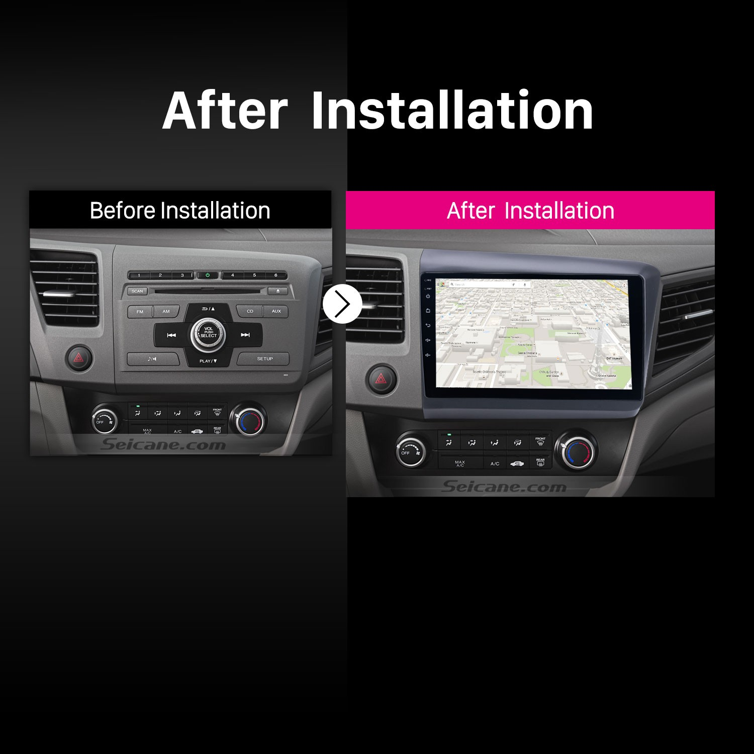 How to Skillfully Install a 2012 Honda Civic Car Stereo
