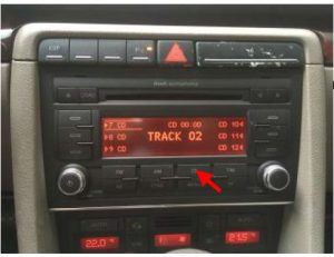 "Press button ""CD""twice ,switching to ""TRACK02"",then Android will have sound"